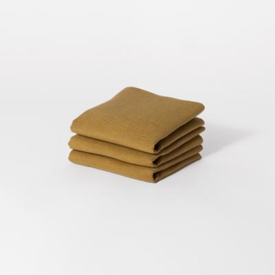 Guld linneservett från Linneverket
