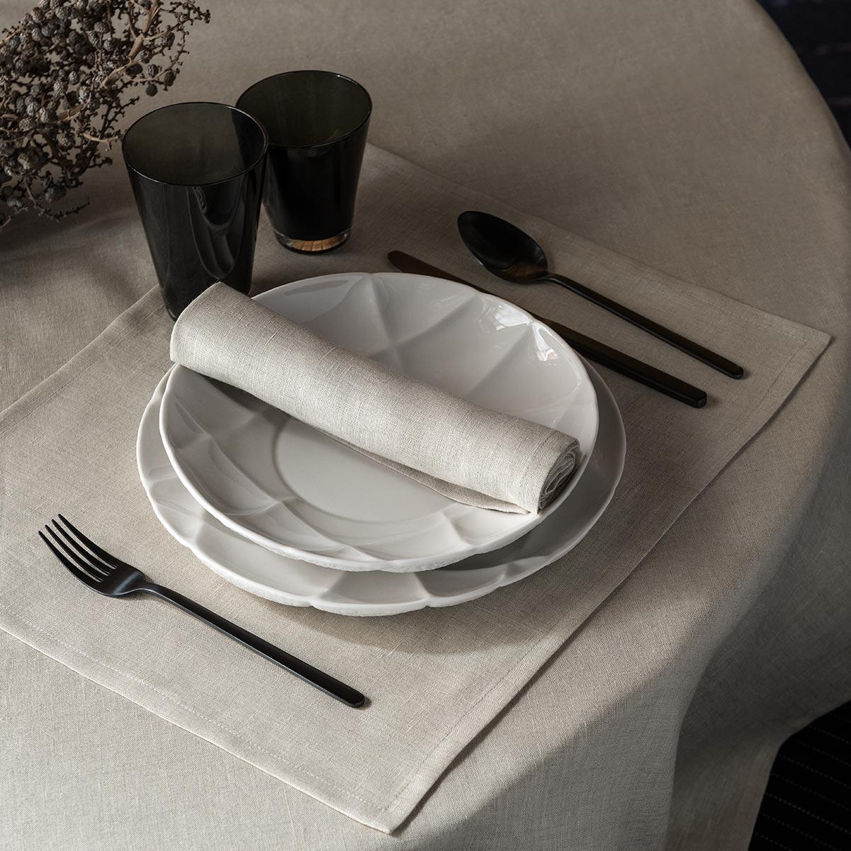 Natur bordstablett från Linneverket